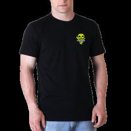 T-Shirt Noir Voodoo Ride