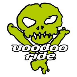 Sticker Voodoo Ride