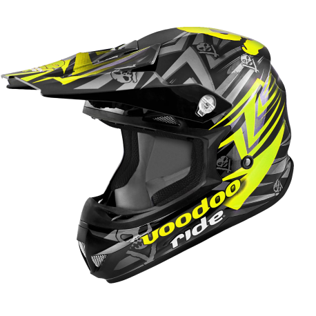 CASQUE CROSS VOODOO RIDE ICON SC15