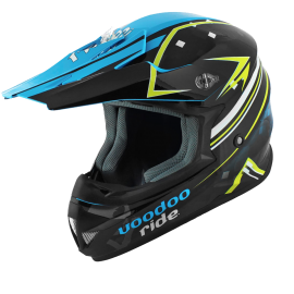 CASQUE CROSS VOODOO RIDE PRO REPLICA SC15