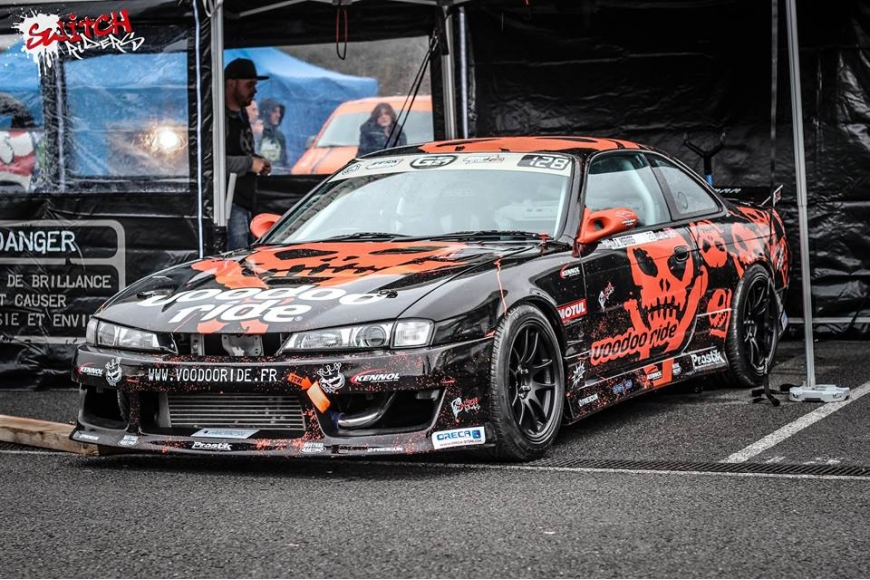 CHAMPIONNAT DE FRANCE DE DRIFT / TOP DEPART